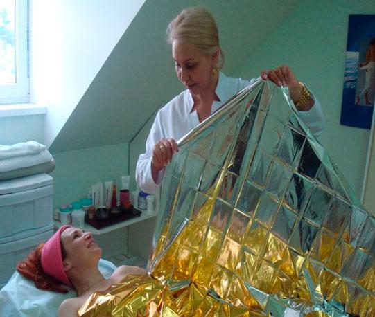 Массаж. Косметологическая клиника.