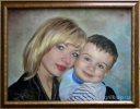 портреты на холсте - заказ в Днепропетровске