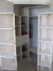 заказать изготовление гардеробной комнаты в Херсоне