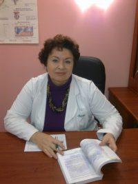 Доктор гинеколог-эндокринолог Сергеева Лидия Львовна в Херсоне