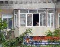 остекление балкона николаев