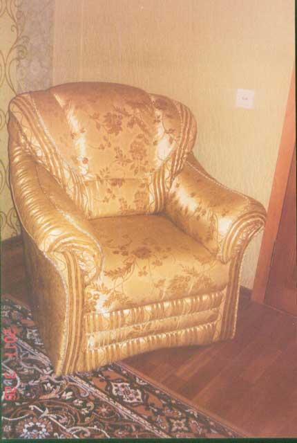 Ремонт и перетяжка заднего сидения