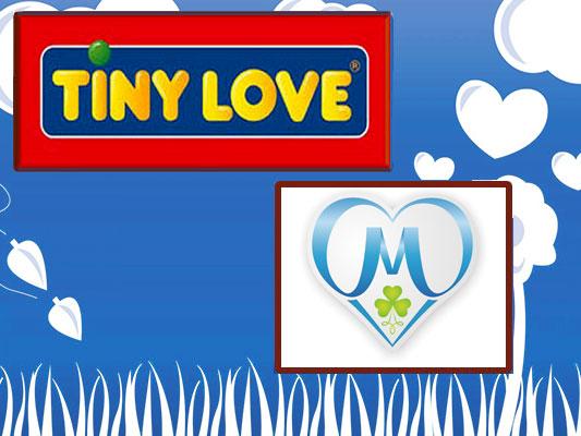 Игрушки для новорожденных TINY LOVE и KEDDO в Севастополе