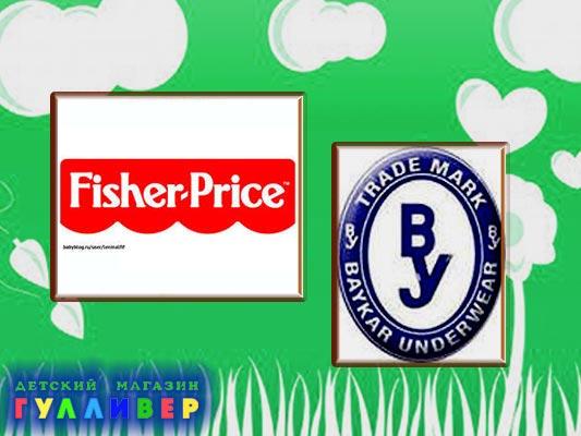 Пелёнки, распашонки, ползунки, детское нижнее бельё BAYKAR, Fisher-Price в магазинах Гулливер