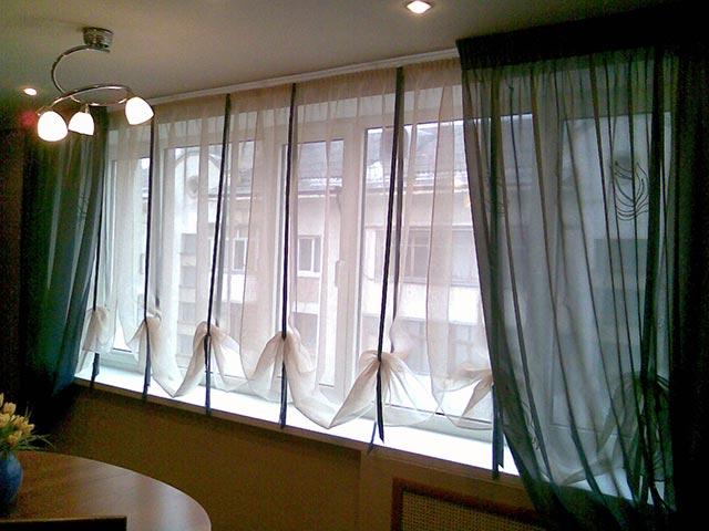 Подъемные шторы