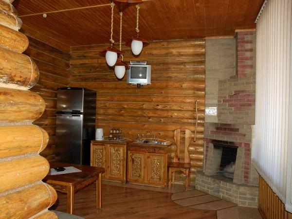 Загородный отель Лесной в Севастополе