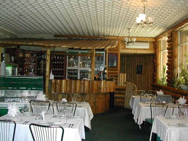 Загородный ресторан Лесной