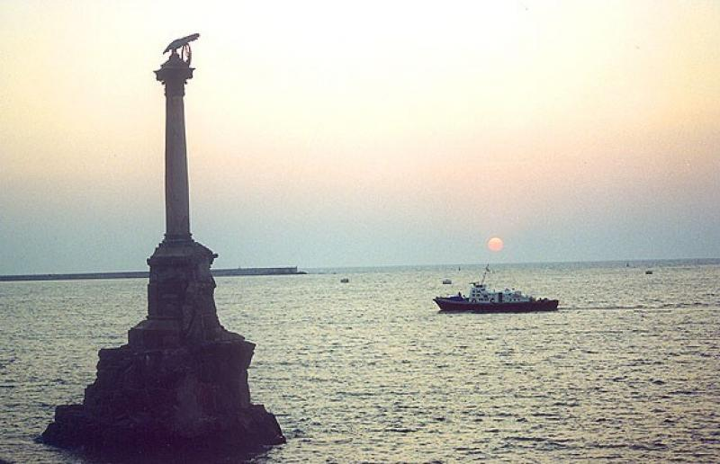 Отдых на море в Крыму