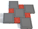 Антик №1 (квадрат)