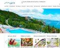 создание сайта СПА-отеля Море в Алуште